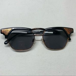 Vintage Gainfranco Ferre Cat Eye Sunglasses Rare